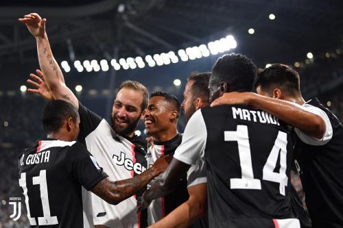 Juventus (Foto: Twitter/@juventusfcen)