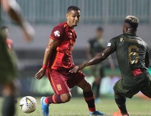 Renan Silva menjadi otak serangan Borneo FC (Foto: Instagram/Borneo FC)