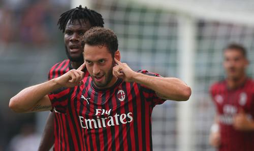 Hakan Calhanoglu (Foto: AC Milan)