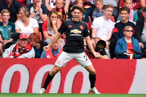 Daniel James cetak gol tunggal Man United di laga kontra Southampton
