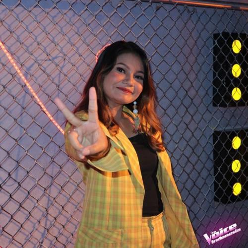 Zizi terpilih menjadi salah satu peserta Blind Auditions The Voice Indonesia 2019. (Foto: Instagram/@thevoicegtv)
