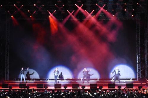 Westlife, Foto: Promotor Konser Rajawali Indonesia