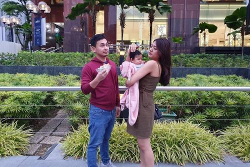 Raditya Dika, anak, dan istri