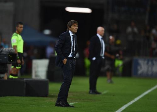 Antonio Conte mendapat ancaman teror (Foto: Inter Milan)