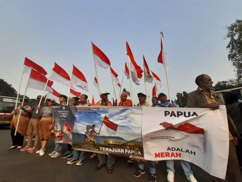 Aksi Solidaritas Papua