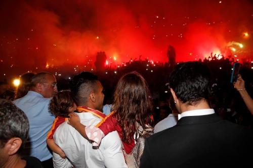 Falcao tiba di Istanbul untuk melengkapi transfer ke Galatasaray