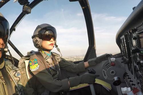 Pilot jet