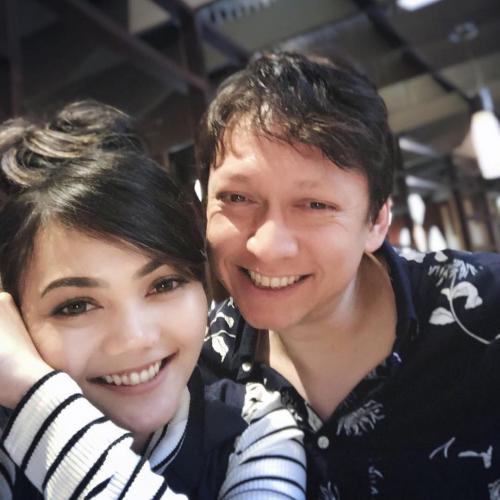 Aming kaget, Rina Nose menikah untuk ketiga kalinya. (Foto: Instagram/@rinanose16)