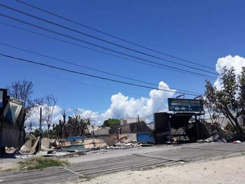 Kondisi di Jayapura Papua