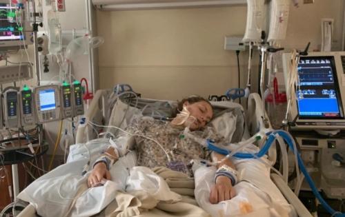 Perempuan di rumah sakit