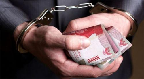 Ilustrasi korupsi. (Foto: Okezone)