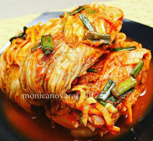 olahan kimchi