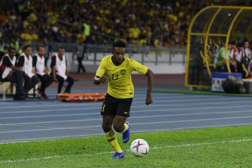 Mohamadau Sumareh menjadi satu dari sekain pemain naturalisasi Malaysia