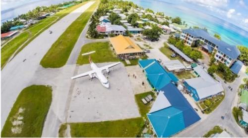 Tuvalu bandara