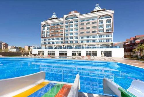 Hotel syriah di Turki