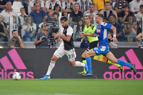 Emre Can vs Napoli