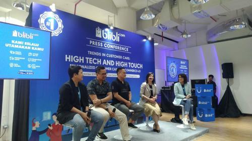 Blibli.com, perusahaan e-commerce mengungkap empat tren seputar layanan konsumen.