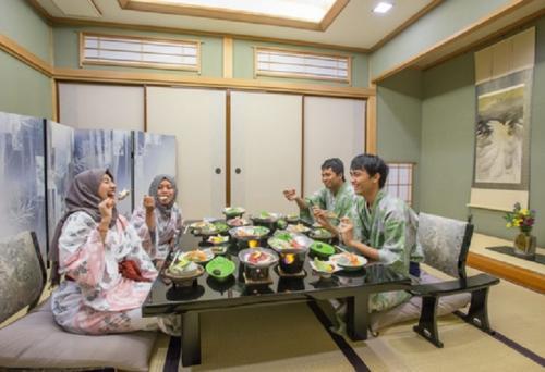 Hotel tawarkan makanan halal di Jepang