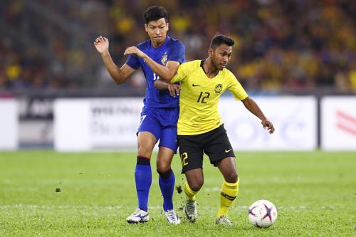 Gelandang Timnas Malaysia, Muhammad Akram Mahinan