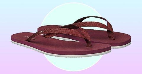 Ilustrasi sandal jepit. (Foto: Metro.uk)