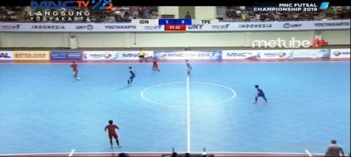 Indonesia vs China Taipei