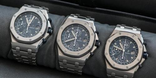 Jam tangan merek Audemars Piguet (Foto: The Richest)