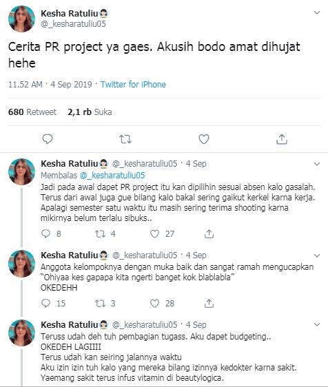 Kesha Ratuliu