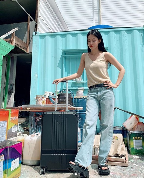 OOTD artis Korea
