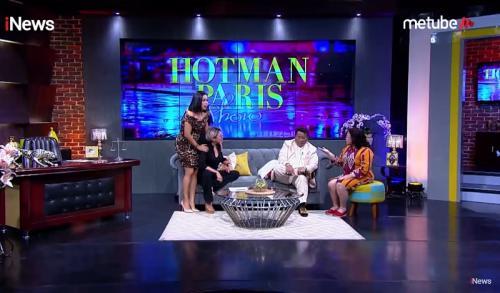 Akibat menayangkan pertengkaran Nikita Mirzani dan Elza Syarief, Hotman Paris Show ditegur KPI. (Foto: YouTube/Hotman Paris Show)