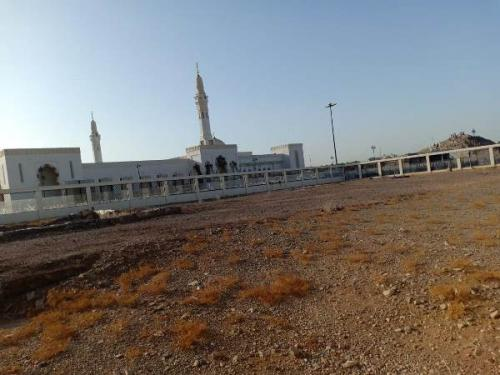 Makam Syuhada Uhud di Madinah. (Foto : Okezone.com/Widi Agustian)
