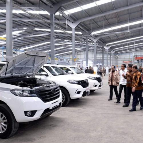 Jokowi ke Pabrik Esemka