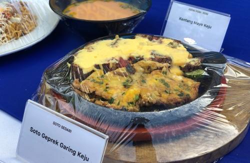 Bandung Pecahkan Rekor Sajian Keju Terbanyak Se Indonesia
