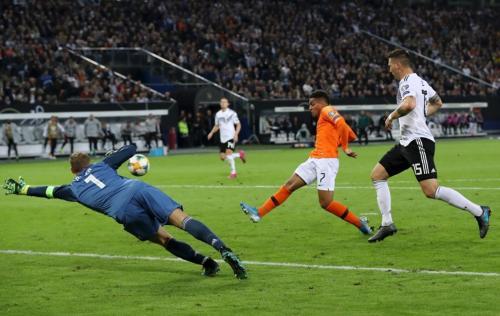 Jerman vs Belanda
