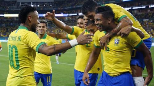 Skuad Timnas Brasil