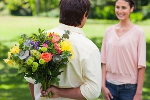bawa bunga