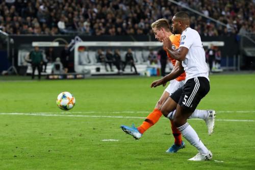Timnas Jerman takluk 2-4 dari Belanda di Kualifikasi Piala Eropa 2020