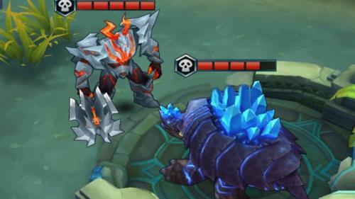 Game Mobile Legends menawarkan permainan 5 melawan 5 pemain.