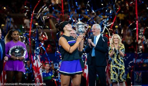 Bianca Andreescu raih gelar juara AS Terbuka 2019