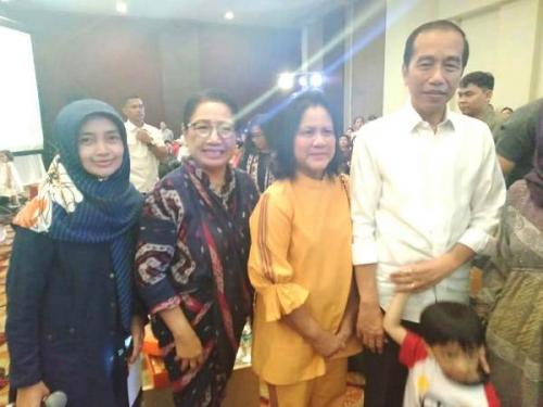 Jokowi dan Keluarga