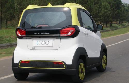 Mobil listrik Wuling E200