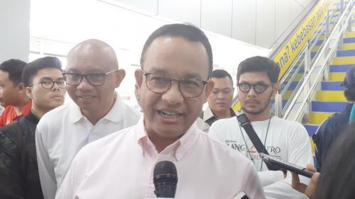 Gubernur DKI Jakarta Anies Baswedan. (Foto : Dok Okezone.com)