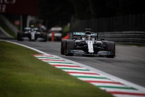 Penampilan Lewis Hamilton di F1 2019