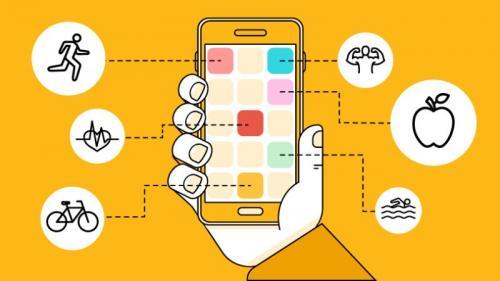Memasuki awal tahun baru, Anda bisa meningkatkan kualitas hidup Anda dengan bantuan aplikasi mobile.