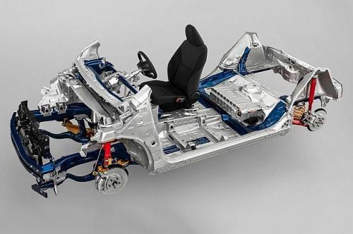 Platform baru Toyota