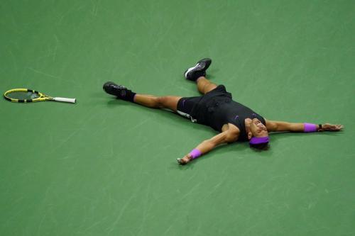 Penampilan Rafael Nadal