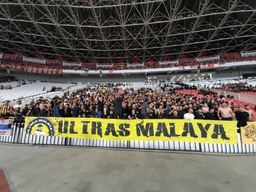 Indonesia dinilai gagal melindungi Ultras Malaya (Foto: Okezone/Heru Haryono)