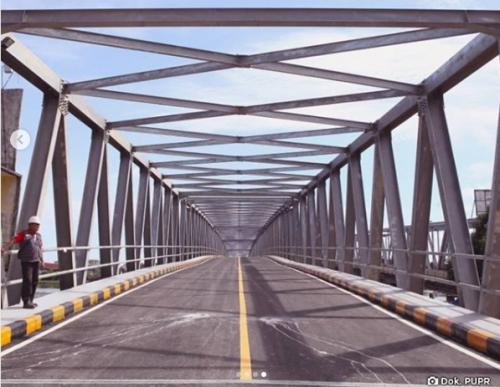 Jembatan landak dan kapuas