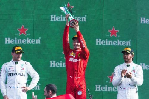Charles Leclerc (Foto: Ferrari)