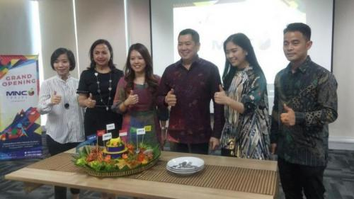 Peresmian Kantor MNC Travel Cabang Surabaya.