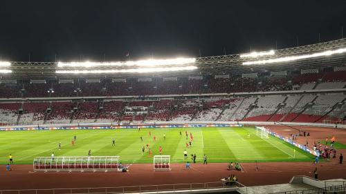 Timnas Indonesia vs Thailand